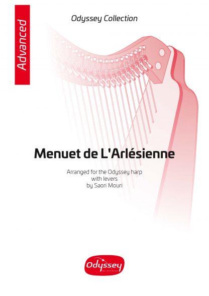 BIZET G.: Minuet from L'Arlésienne Suite No. 2, arrangement by Saori Mouri