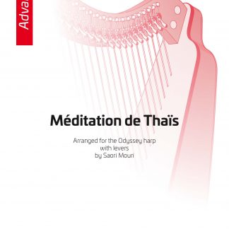"MASSENET J.: Meditation aus ""Thais"", Bearbeitung von Saori Mouri"