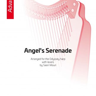 BRAGA G.: Angel's Serenade, arrangement by Saori Mouri