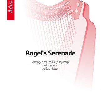 BRAGA G.: Angel's Serenade, Bearbeitung von Saori Mouri