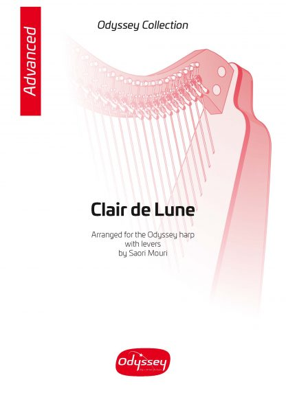 DEBUSSY C. : Clair de lune, arrangement de Saori MOURI