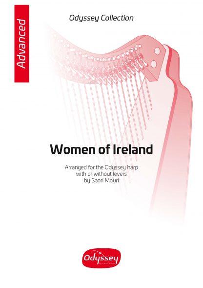 Trad. irlandais : Women of Ireland, arrangement de Saori MOURI