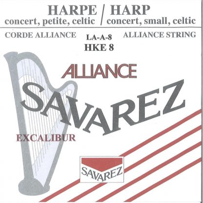 Fluorocarbon strings for Excalibur (Alliance Savarez)