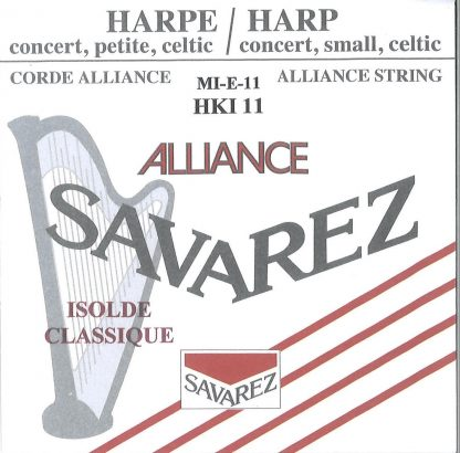 Set of fluorocarbon strings (Alliance Savarez) for Classical Isolde: C 00 - D 26