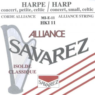 Cordes pour Isolde Classique (cordes alternatives Alliance Savarez)