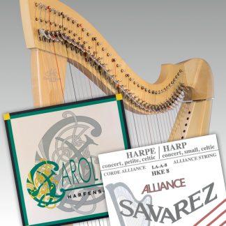 Cordes pour harpe Excalibur