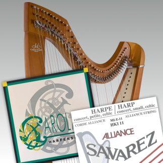 Cordes pour harpe Isolde
