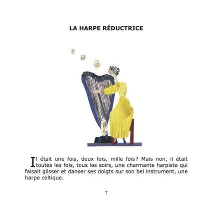 LE QUELLEC Yvon: Contes bretons de la harpe celtique