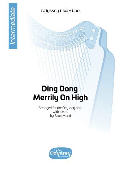 Trad. Noël : Ding Dong Merrily On High, arrangement de Saori MOURI - version téléchargeable