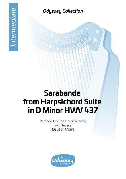HAENDEL G.F. : Sarabande de la Suite pour clavecin n°4 en Ré Mineur, HWV 437, arrangement de Saori MOURI