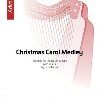 Trad. Noël : Christmas Carol Medley, arrangement de Saori MOURI - version téléchargeable
