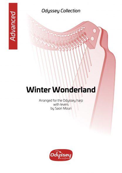BERNARD F. and SMITH R.B.: Walking in a Winter Wonderland, arrangement by Saori Mouri