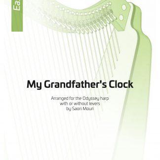 WORK H.C. : My Grandfather's Clock, arrangement de Saori MOURI - version téléchargeable
