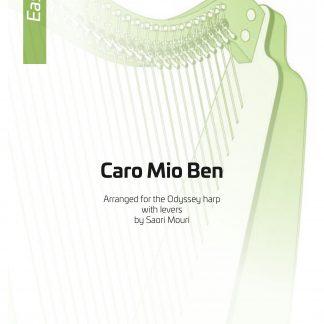 GIORDANI T. : Caro Mio Ben, arrangement de Saori MOURI - version téléchargeable