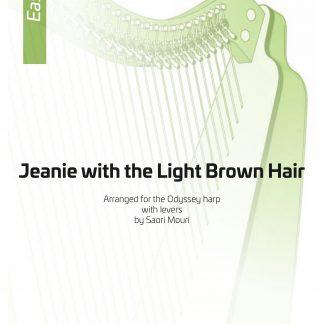 FOSTER S.C. : Jeanie With The Light Brown Hair, arrangement de Saori MOURI