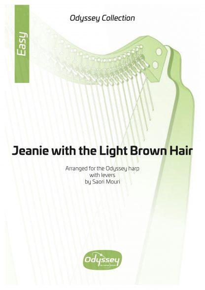 FOSTER S.C.: Jeanie With The Light Brown Hair, Bearbeitung von Saori Mouri.
