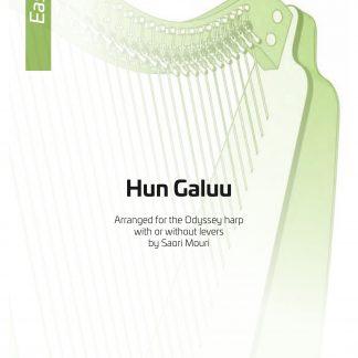 Trad. mongole : Hun Galuu, arrangement de Saori MOURI - version téléchargeable