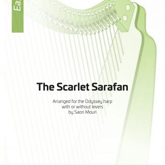 Trad. Russisch: The Scarlet Sarafan, Bearbeitung von Saori Mouri