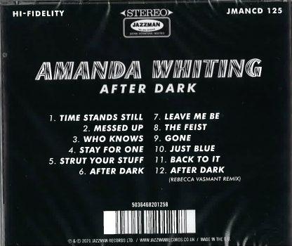WHITING Amanda: After Dark