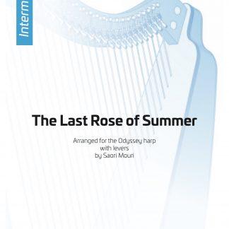 Trad. Irish: The Last Rose of Summer, arrangement by Saori Mouri