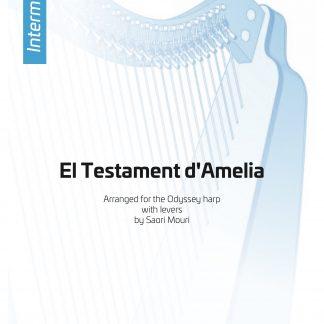 Trad. catalan: El Testament d'Amelia, arrangement by Saori Mouri