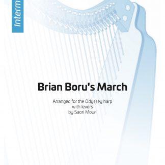 Trad. Irish: Brian Boru's March, arrangement by Saori Mouri