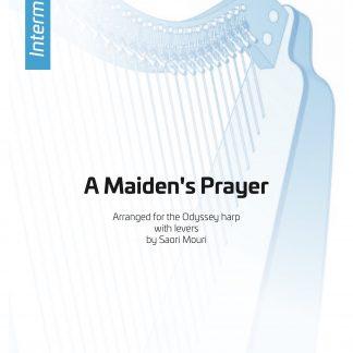 BADARZEWSKA T.: A Maiden's Prayer, arrangement by Saori Mouri