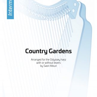 Trad. English: Country Gardens, arrangement by Saori Mouri