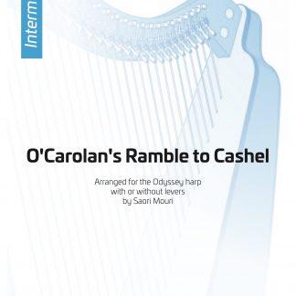 O'CAROLAN T.: O'Carolan's Ramble to Cashel, arrangement by Saori Mouri