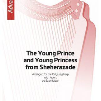 RIMSKY-KORSAKOV N.A. : Le jeune prince et la jeune princesse, de Shéhérazade Op. 35, arrangement de Saori MOURI